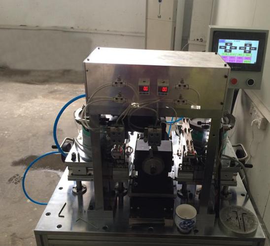 钟表字钉排料机定制